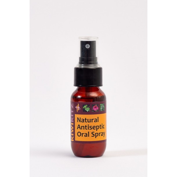Natural Antiseptic Oral Spray