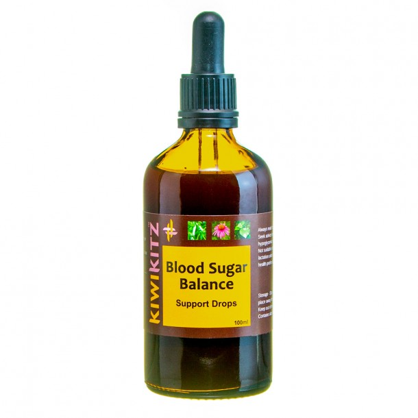 Blood Sugar Balance Drops - Sweet Cravings Weight Management 100ml