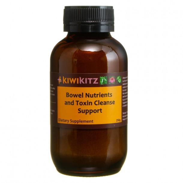 Bowel & Toxin Cleanse Chlorophyll-rich