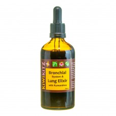 BRONCHIAL & LUNG ELIXIR with Kumarahou drops