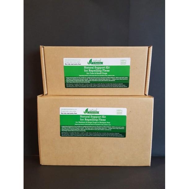 Flea & Intestinal Worm Kit