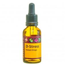D-Stress  instant drops  30ml