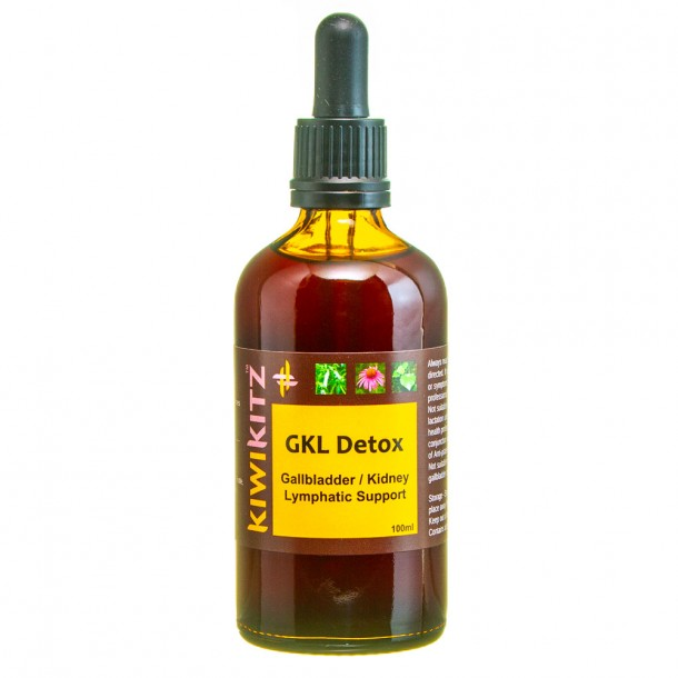 GALLBLADDER / KIDNEY LYMPHATIC Detox Support