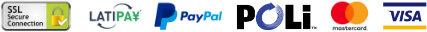 Payment Logos Footer