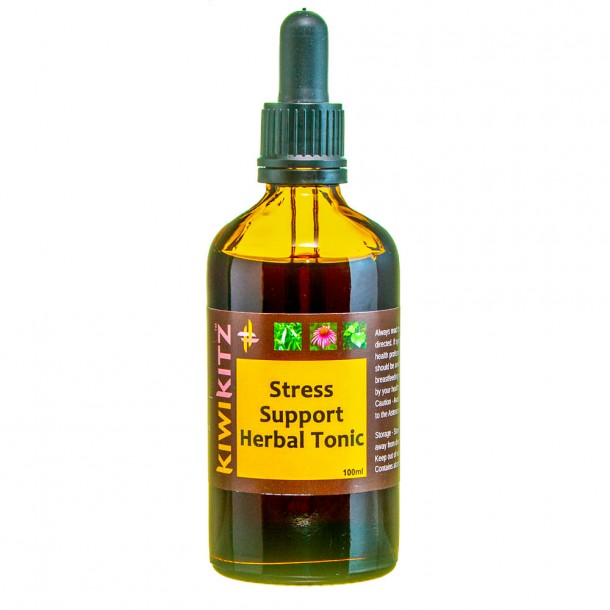STRESS Support Herbal Tonic 100ml