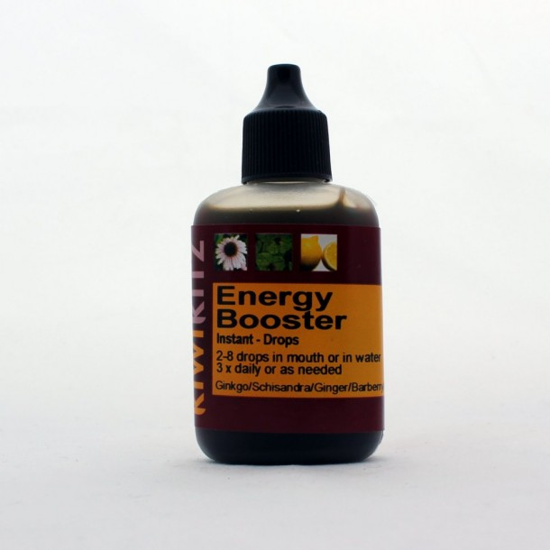 ENERGY BOOSTER  pop-in-your-pocket instant drops