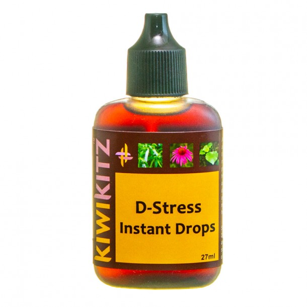 D-Stress pop in your pocket instant drops
