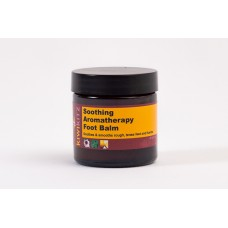 Foot Balm Aromatherapy Cream Soothing for Tired, Cracked or Dry Feet